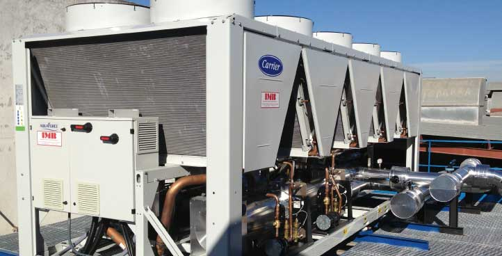 INDUSTRIAL REFRIGERATION SYSTEMS INSTALLATIONS
